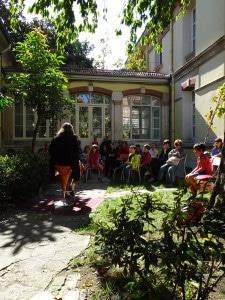 Photo d'Albane Istanbul octobre 15