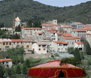 cucugnan village