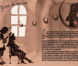 Les flûtes de sureau