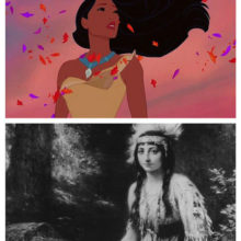 Pocahontas et les héroïques : cours en 2019